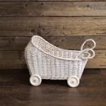 Baby Basket on Wheels