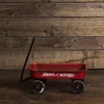 Red Mini Wagon