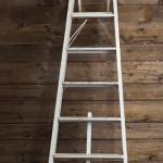 Pale Blue Ladder