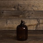 Brown Glass Jug