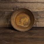 Round Tin Pan