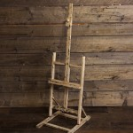 Country Rustic Easel