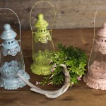Pastel Mini Lanterns