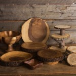 Assorted Wood Servers