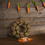 Easter Carrot Bunting